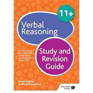 11+ Verbal Reasoning Study and Revision Guide (BOK)