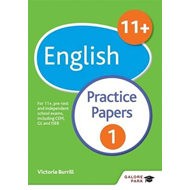 11+ English Practice Papers 1 (BOK)