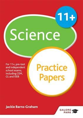 11+ Science Practice Papers (BOK)