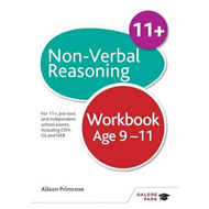 Non-Verbal Reasoning Workbook Age 9-11 (BOK)