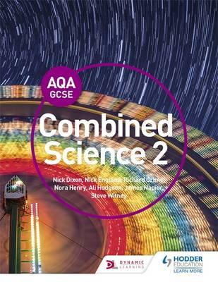 AQA GCSE (9-1) Combined Science Trilogy Student Book 2 (BOK)