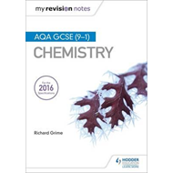 My Revision Notes: AQA GCSE (9-1) Chemistry (BOK)