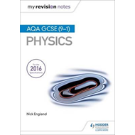 My Revision Notes: AQA GCSE (9-1) Physics (BOK)