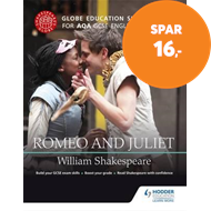 Produktbilde for Globe Education Shakespeare: Romeo and Juliet for AQA GCSE English Literature (BOK)