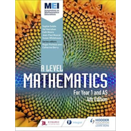 MEI A Level Mathematics Year 1 (AS) (BOK)