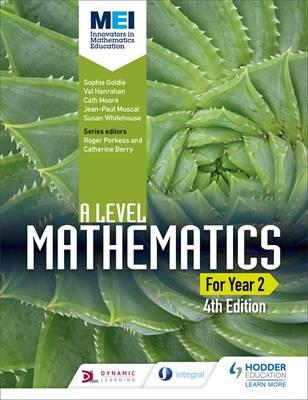 MEI A Level Mathematics Year 2 (BOK)