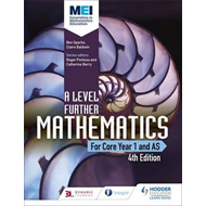 MEI A Level Further Mathematics Core Year 1 (AS) (BOK)