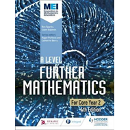MEI A Level Further Mathematics Core Year 2 (BOK)