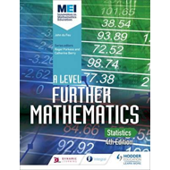 MEI A Level Further Mathematics Statistics (BOK)