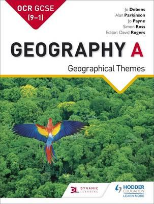 OCR GCSE (9-1) Geography A: Geographical Themes (BOK)