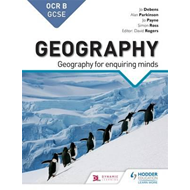 OCR GCSE (9-1) Geography B: Geography for Enquiring Minds (BOK)