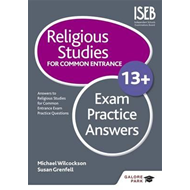 Religious Studies for Common Entrance 13+ Exam Practice Answ (BOK)