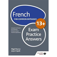French for Common Entrance 13+ Exam Practice Answers (BOK)