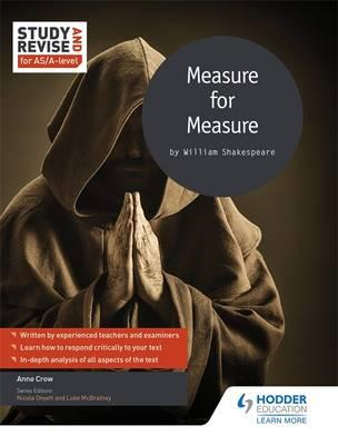 Study and Revise for AS/A-level: Measure for Measure (BOK)