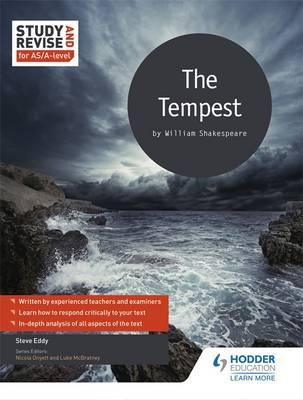 Study and Revise for AS/A-level: The Tempest (BOK)