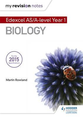 My Revision Notes: Edexcel as Biology B (BOK)