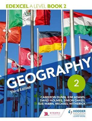 Edexcel A level Geography Book 2 Third Edition (BOK)