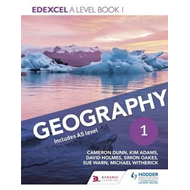 Edexcel A level Geography Book 1 Third Edition (BOK)
