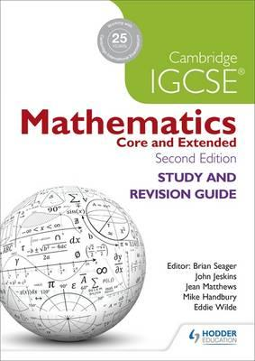 Cambridge IGCSE Mathematics Study and Revision Guide (BOK)