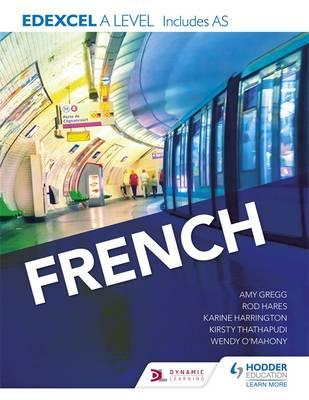 Edexcel A level French (includes AS) (BOK)
