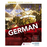 Edexcel A level German (includes AS) (BOK)