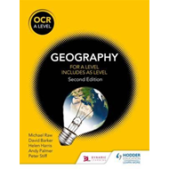 OCR A Level Geography Second Edition (BOK)