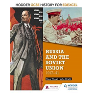 Hodder GCSE History for Edexcel: Russia and the Soviet Union (BOK)