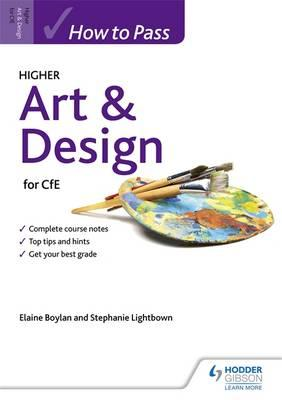 How to Pass Higher Art & Design (BOK)
