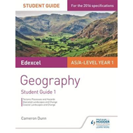 Edexcel AS/A-Level Geography Student Guide 1: Tectonic Proce (BOK)