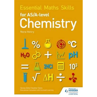 Essential Maths Skills for AS/A Level Chemistry (BOK)