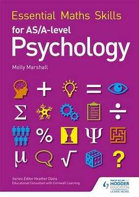 Essential Maths Skills for AS/A Level Psychology (BOK)
