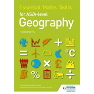 Essential Maths Skills for AS/A-level Geography (BOK)