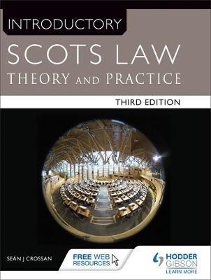 Introductory Scots Law Third Edition (BOK)