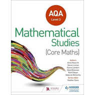 AQA Level 3 Certificate in Mathematical Studies (BOK)