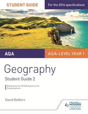 AQA AS/A Level Geography Student Guide: Component 2: Human G (BOK)