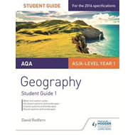 Produktbilde for AQA AS/A-level Geography Student Guide: Component 1: Physical Geography (BOK)