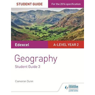 Edexcel A-level Year 2 Geography Student Guide 3: The Water (BOK)