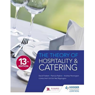 Theory of Hospitality and Catering Thirteenth Edition (BOK)
