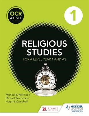 OCR Religious Studies A Level Year 1 and AS (BOK)