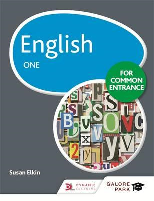 English for Common Entrance One (BOK)