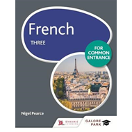 French for Common Entrance Three (BOK)