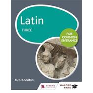 Latin for Common Entrance Three (BOK)