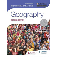 Cambridge International AS and A Level Geography second edit (BOK)
