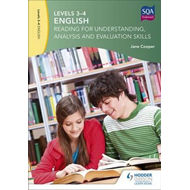 Levels 3-4 English: Reading for Understanding, Analysis and (BOK)