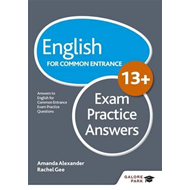 English for Common Entrance at 13+ Exam Practice Answers (BOK)