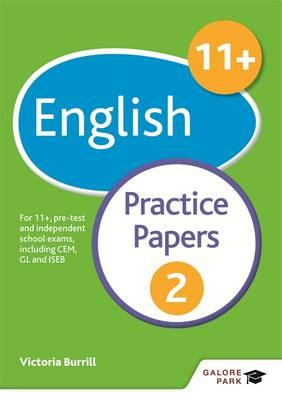 11+ English Practice Papers 2 (BOK)