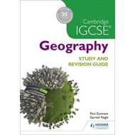 Cambridge IGCSE Geography Study and Revision Guide (BOK)