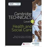 Cambridge Technicals Level 3 Health and Social Care (BOK)