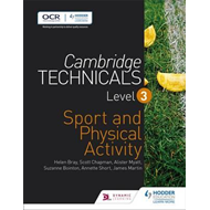Cambridge Technicals Level 3 Sport and Physical Activity (BOK)