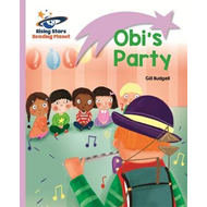 Reading Planet - Obi's Party - Lilac: Lift-off (BOK)